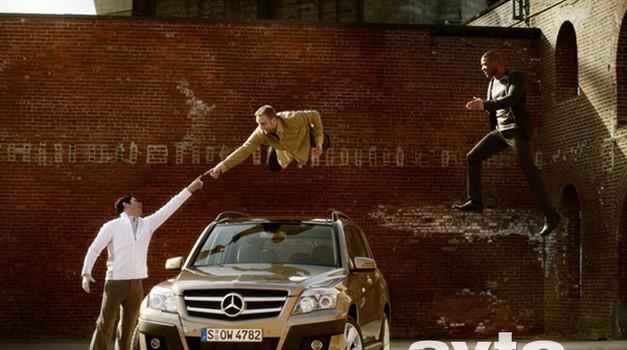 Mercedes-Benz: GLK in ML naprodaj (foto: Mercedes-Benz)
