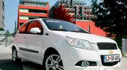 Chevrolet Aveo 1.4 16V (74 KW) LT (3 vrata)