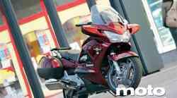 Honda ST 1300 A Pan European