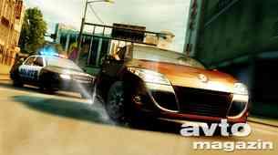 Megane Coupé v Need For Speed