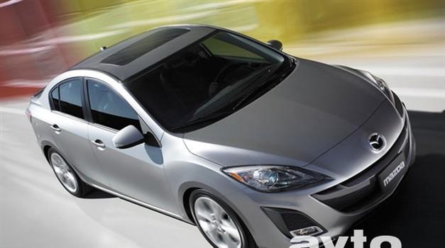 Novembra nova Mazda3