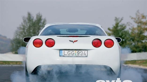 Corvette C6 Coupe 6.2 V8