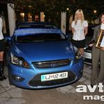Družinski avto leta Ford Focus Karavan. (foto: Žurnal)