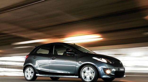 Mazda uspešna tudi oktobra