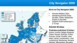 City Navigator Europe NT 2009