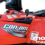 Can-Am Outlander 400 EFI