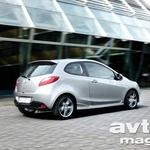 Naprodaj Mazda2 s tremi vrati (foto: Mazda)