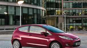 Evropski Ford povečuje svoj delež