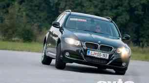 BMW 320xd Touring