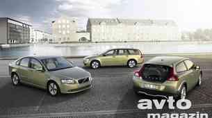 Začeli z izdelavi Volvov DRIVe