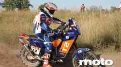 Dakar 2009: Prve slike in podrobnejše poročilo