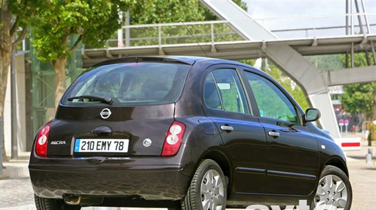 Nissanovo leto 2008 (foto: Nissan)