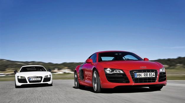 Audi prodal več kot milijon vozil (foto: Audi)