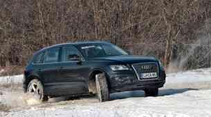 Audi Q5 2.0 TDI DPF (125 kW) Quattro