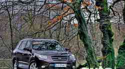 Test: Hyundai Santa Fe 2.2 CRDi 4WE Limited