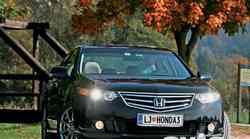 Honda Accord 2.4 Executive Plus