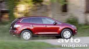 Mazda v Sloveniji še vedno dobro