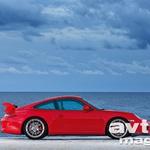Novi Porsche 911 GT3 (foto: Porsche)