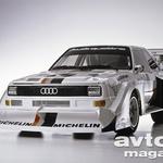 Audi Sport quattro S1 Pikes-Peak