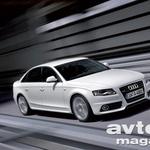 Zgornji srednji razred: Audi A4