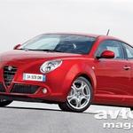 Mali avtomobili: Alfa Romeo MiTo