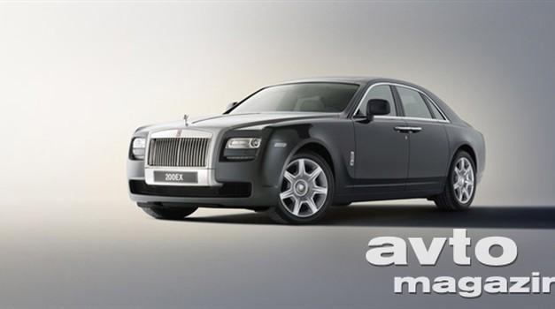Mali Rolls meri 5.399 milimetrov