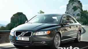 Prenovljeni Volvo S80