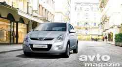 Hyundaijev i20 na slovenskih cestah