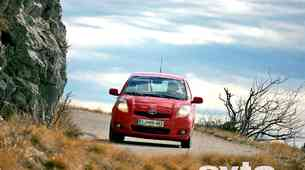 Toyota Yaris 1.33 Dual VVT-i Sport (5 vrat)