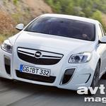 Novi Opel Insignia OPC (foto: Opel)