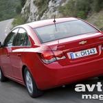 Chevrolet Cruze le za 12.550 evrov