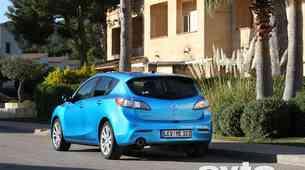 Nova Mazda3 v prodajnih salonih