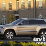 Novi Jeep Grand Cherokee (foto: Jeep)