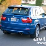 BMW X5 M in X6 M pri nas novembra (foto: BMW)