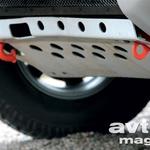 Dirkaški test: Mitsubishi Pajero Evolution