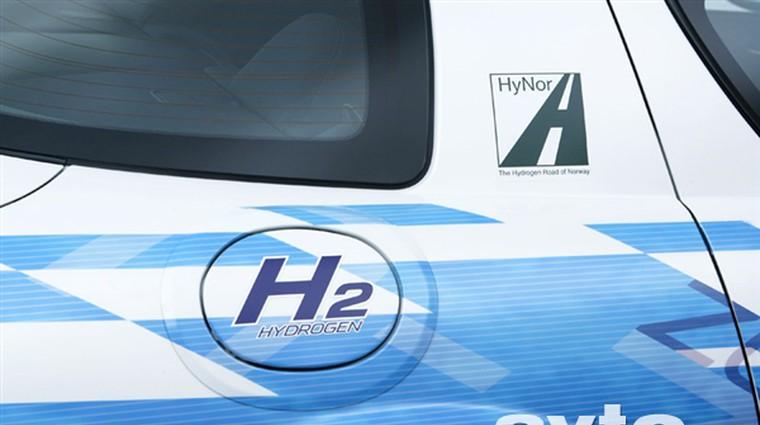 Prva evro Mazda na vodik (foto: Mazda)