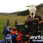 Video: Z motorjem po Balkanu (foto: Matevž Hribar, Mika Kneževič)