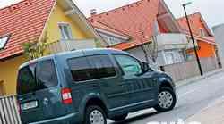 Volkswagen Caddy Life 1.9 TDI (77 kW) 4Motion