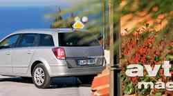 Opel Astra Caravan 1.6 16V (85 kW)Cosmo