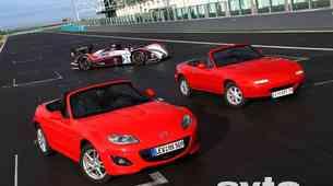 Mazda MX5 bo praznovala v Le Mansu