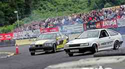 Prva dirka AM drift pokala Gregorju Sedlarju