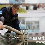 Foto- in videoreportaža: 1. tekma AMDC 2009 (foto: Matej Grošelj)