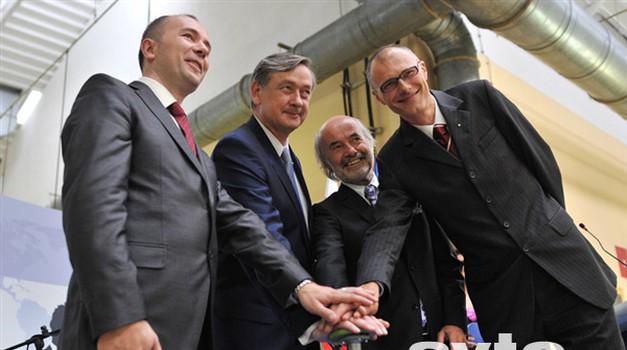 Predsednik RS Türk odprl obrat