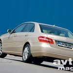 Mercedes-Benz E 250 CDI BlueEfficiency Elegance
