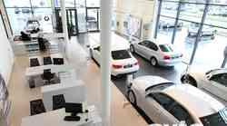 BMW končno v Kranju