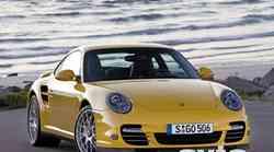 Na IAA tudi novi Porsche Turbo