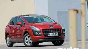 Peugeot 3008 1.6 THP (110 kW) Premium