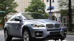 Hibridizacija: BMW X6 in serija 7 ActiveHybrid