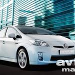 Novi Toyotin Prius naprodaj pri nas