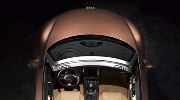 Audi R8 Spyder 5.2 FSI quattro (foto: Audi)